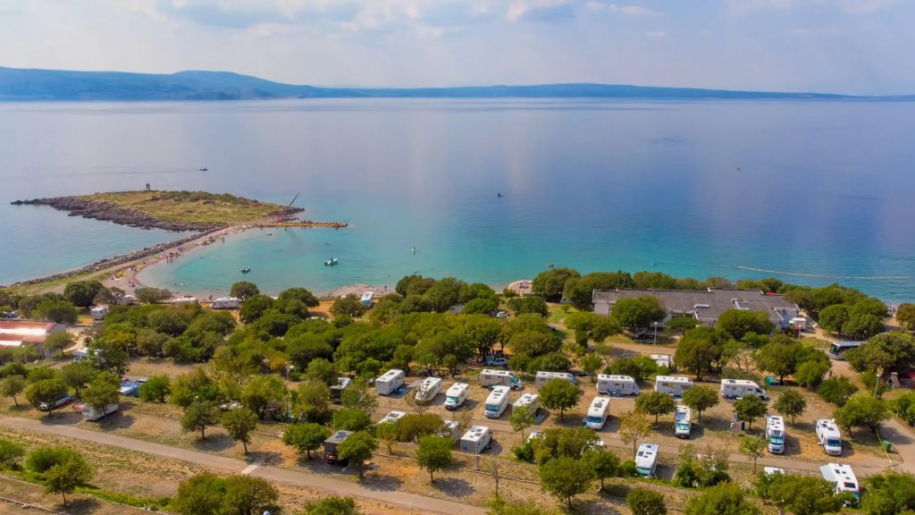 Tips for camping in Croatia.